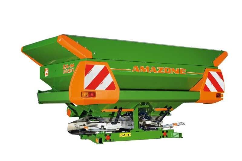Fertilizadora marca Amazone modelo ZA-M