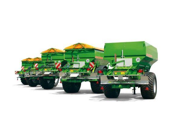 Fertilizadora marca Amazone modelo ZG-B Bulk