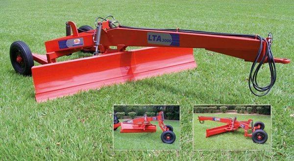 Pala Niveladora de arrastre marca Tatu modelo LTA3000/5000