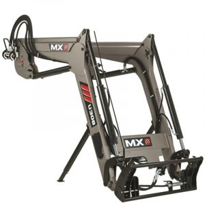 Pala cargadora frontal marca MX modelo U306