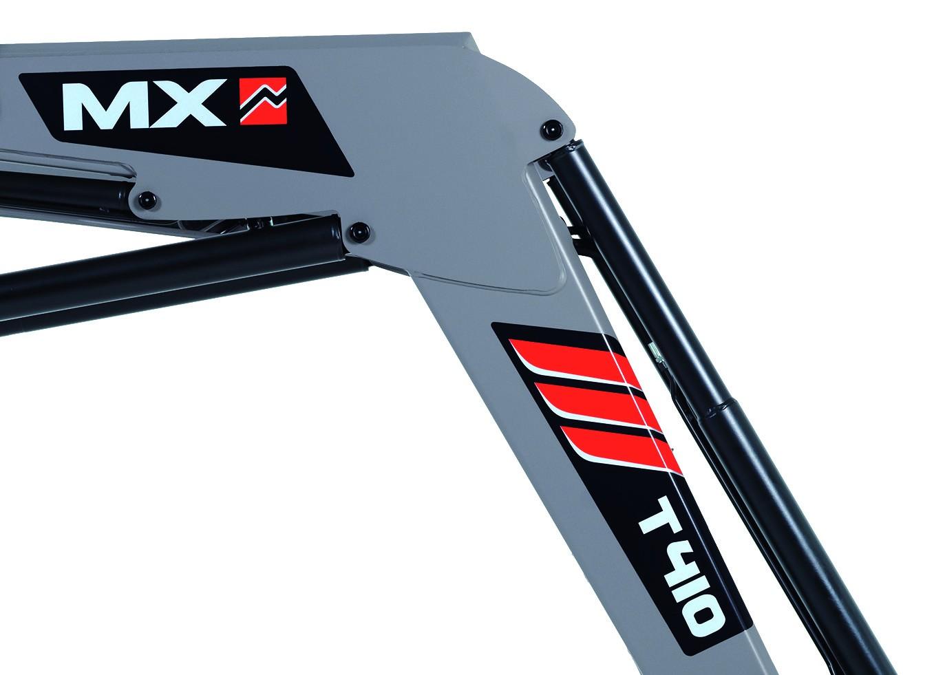 Pala cargadora frontal marca MX modelo T400