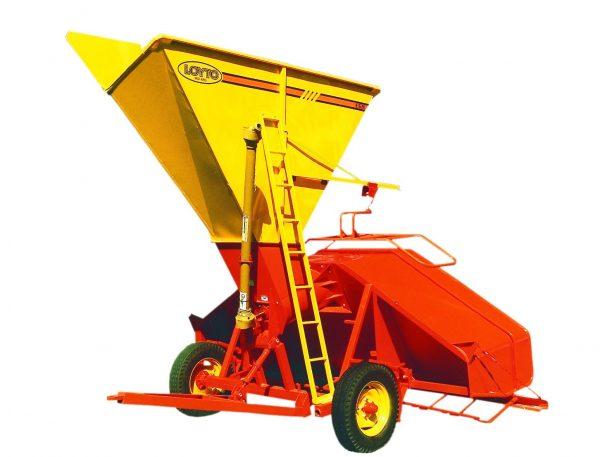 Embolsadora de granos marca Loyto modelo EG 9
