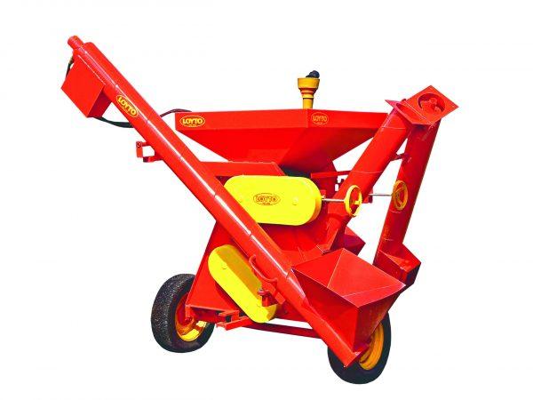 Quebradora de granos marca Loyto modelo L-600 AT