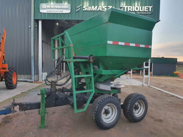 Fertilizadora Usada Marca DONDER Modelo 4000