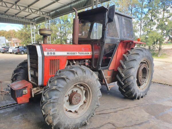 Tractor Usado Marca Massey Ferguson 292