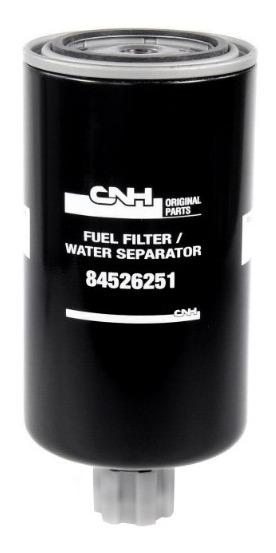 FILTRO GAS-OIL NH 84526251