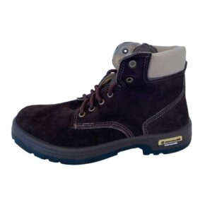 Botas New Holland Chocolate con Cordones