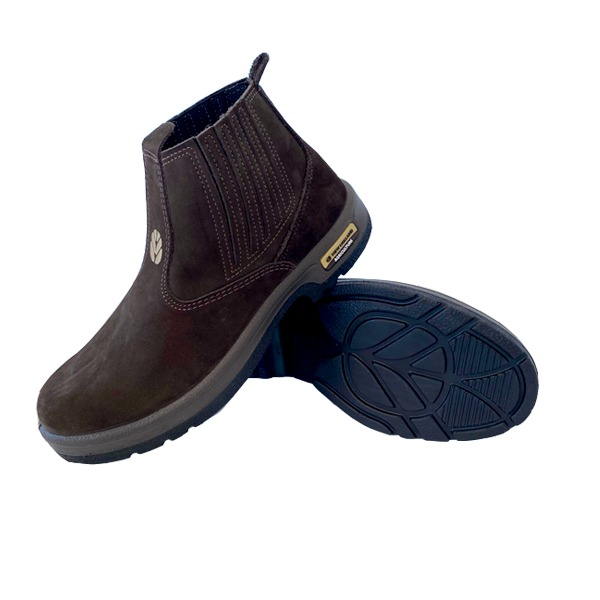 Botas New Holland Chocolate