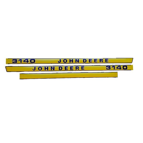 KIT DE ADHESIVOS TRACTOR JOHN DEERE 3140