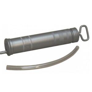 Extractor de Valvulina 500cm3 Mato Con doble pistón interno y salida plástica flexible de 300mm. Capacidad: 500 cm³. S400/1