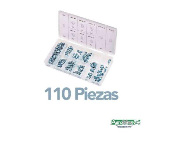 Kit Graseras 110 Piezas