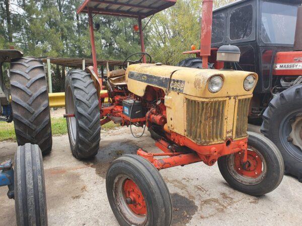 Tractor Usado Case 470